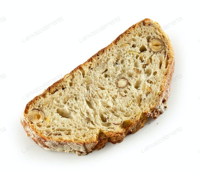 Scheibe gesundes Brot