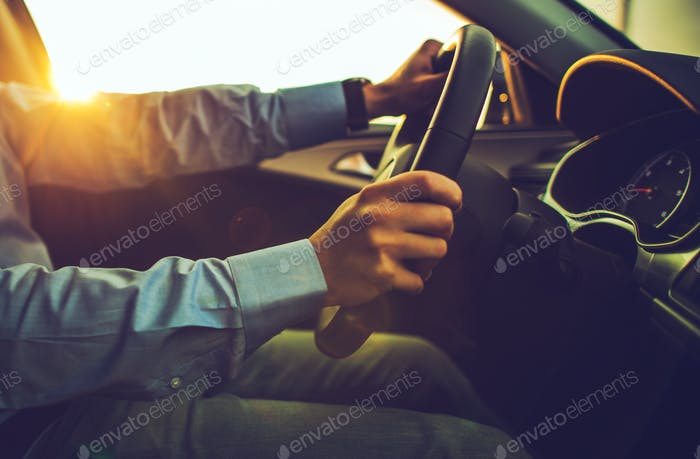 Modern Car Driver