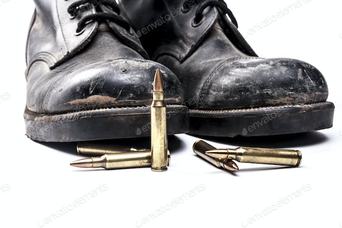 Bullets and Boots