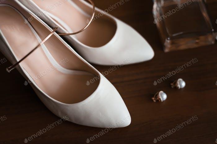 Brautjungfer Schuhe