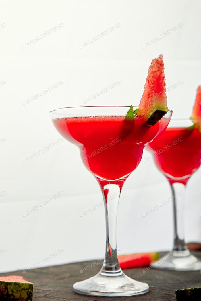 Wassermelone Margarita