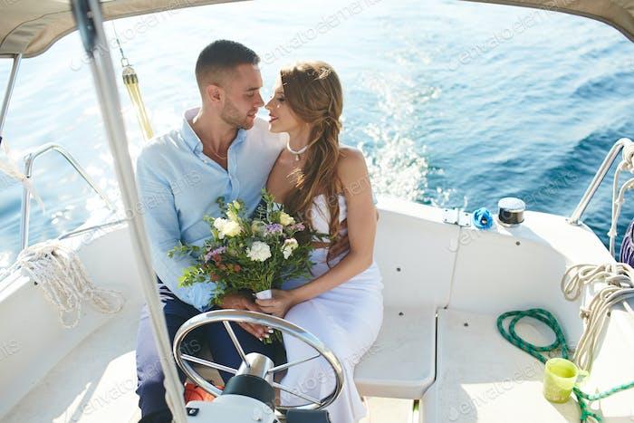 Romantic voyage