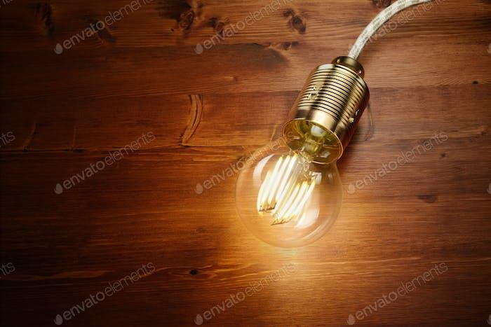 LED Filament klassische Glühbirne
