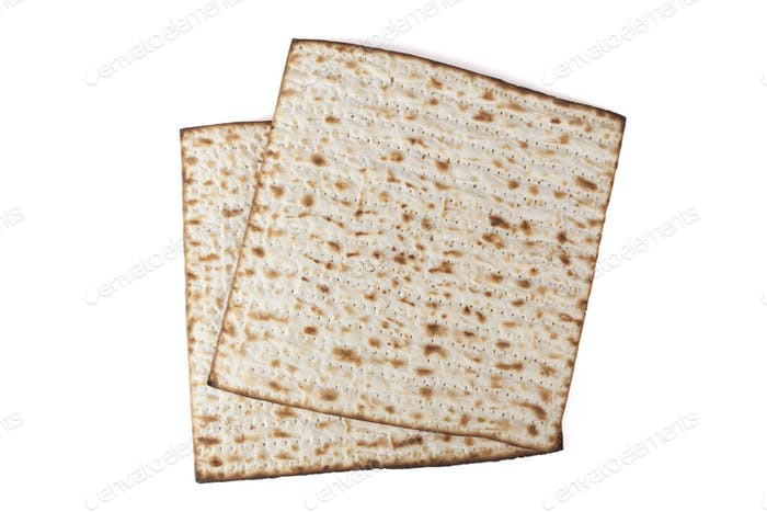 Two Isolated Matzot