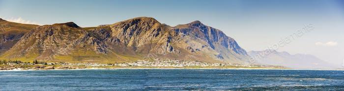 Hermanus Panorama South Africa