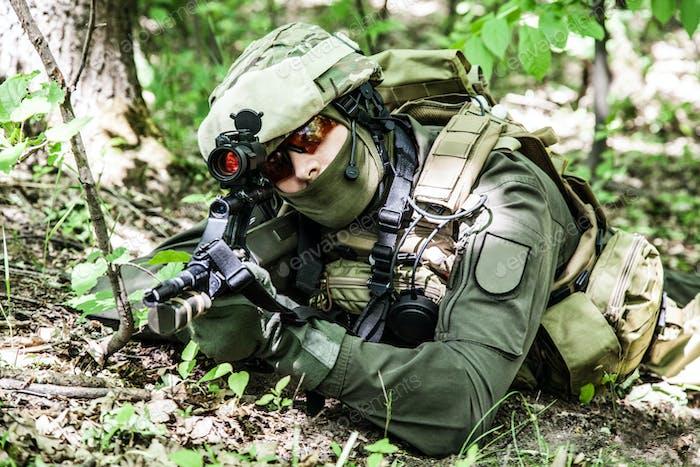 Jagdkommando Fuerzas especiales austríacas