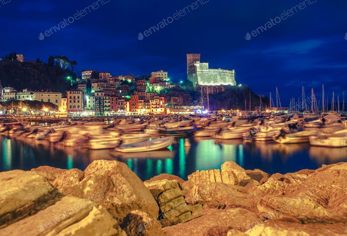 Lerici Reflections Italy