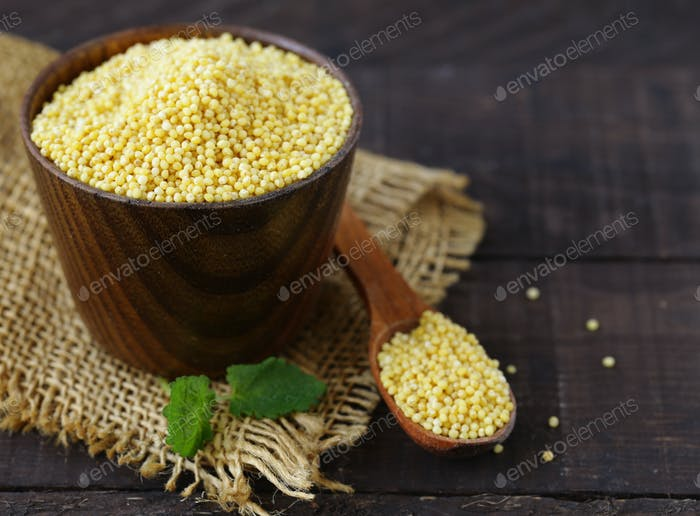 Millet Groats