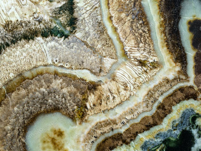 Abstrakte mineralische Textur
