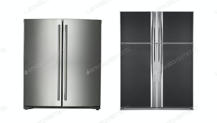 modern refrigerators