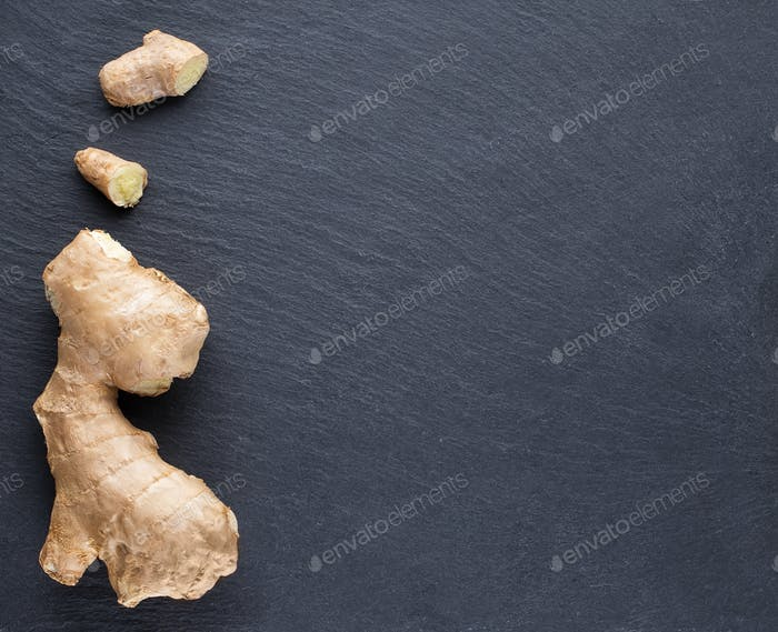 Therapeutic root of ginger