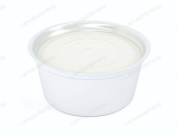 Margarine, butter or cream cheese