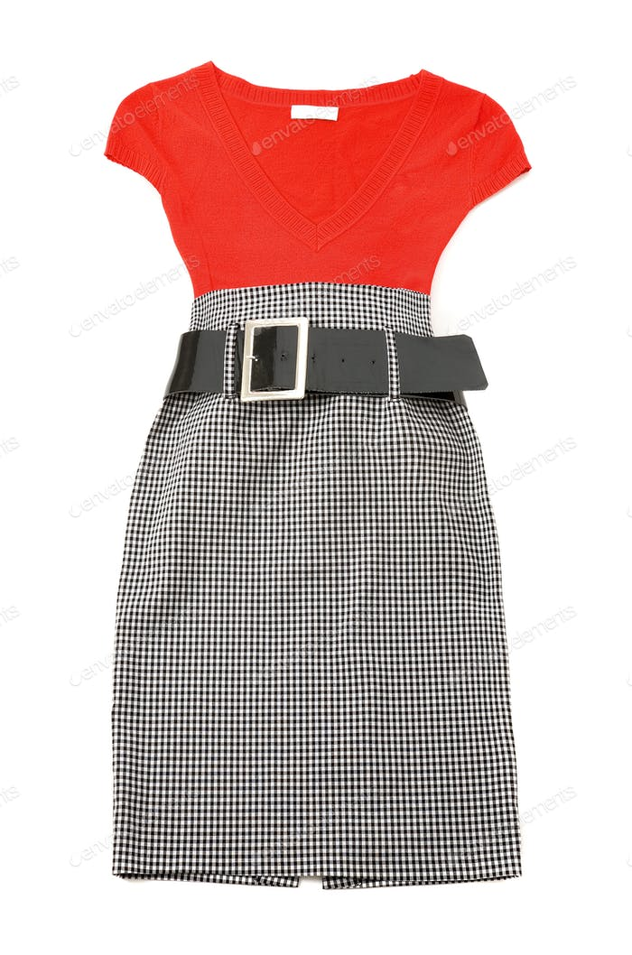 High waist rockabilly pencil skirt fashion look