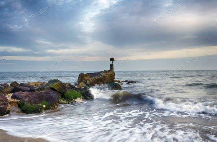 Sea Groyne