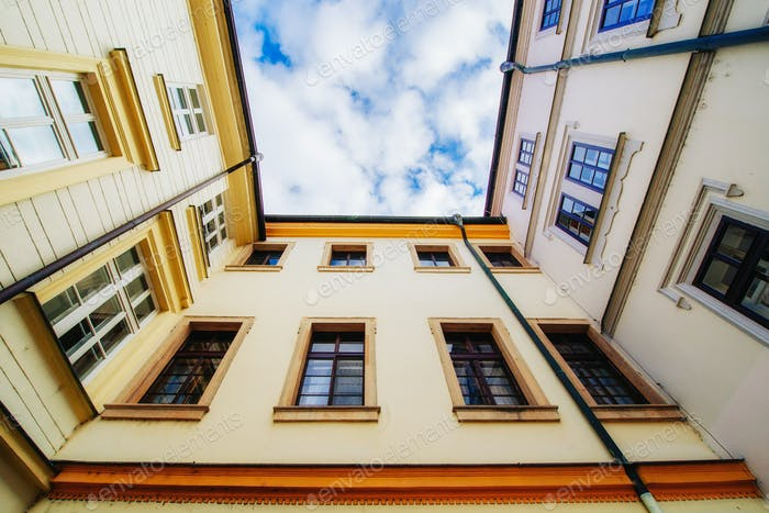 beautiful houses Czech Republic. Beauty world.