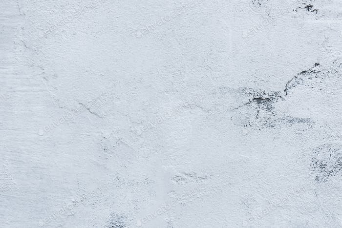 white scratched concrete wall background