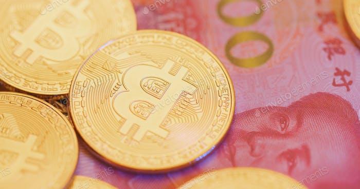 Bitcoin y RMB