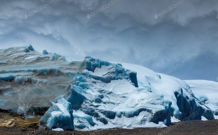 Mount Kilimanjaro - the highest mountain in Africa