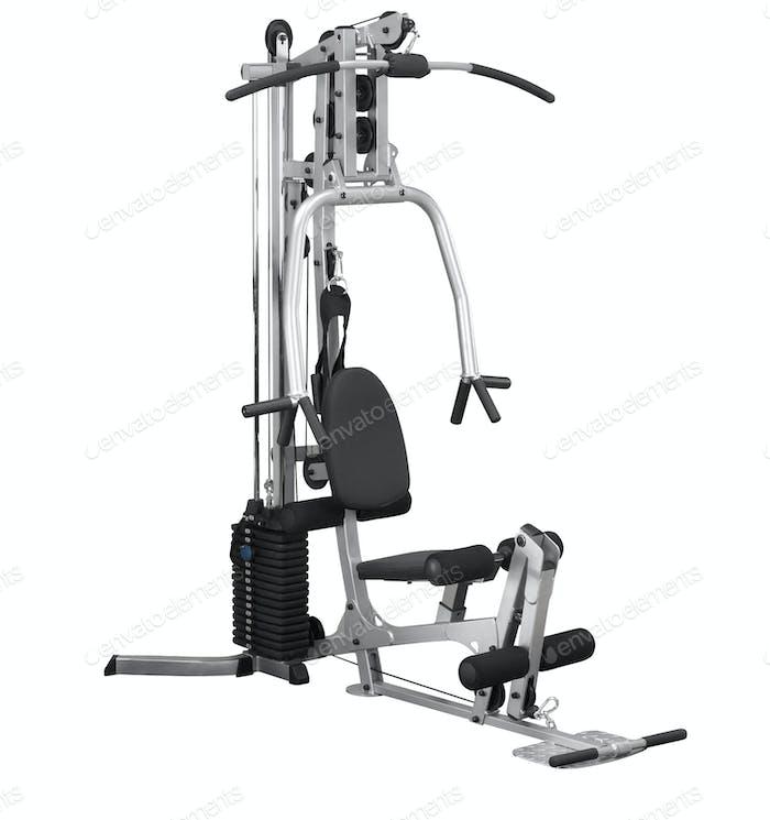 Multifunktionale Workout-Konstruktion