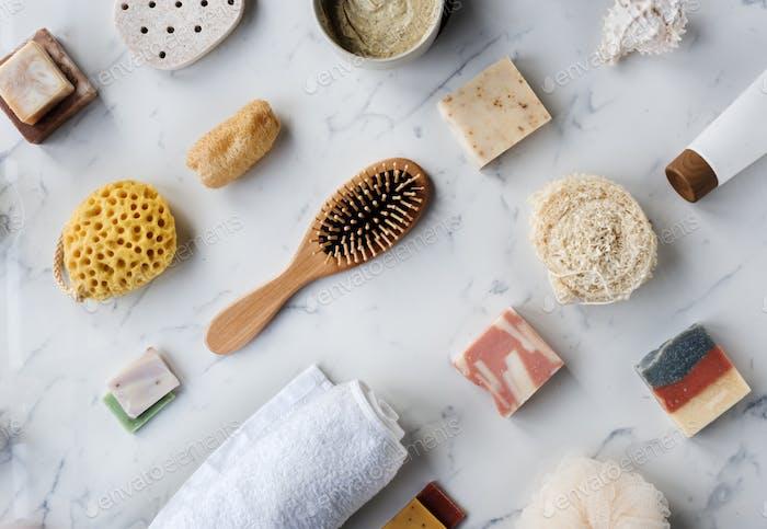 Натуральный домашний органический мыльный бар