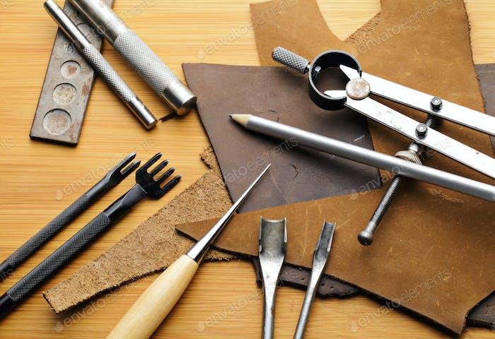Leathercraft tool