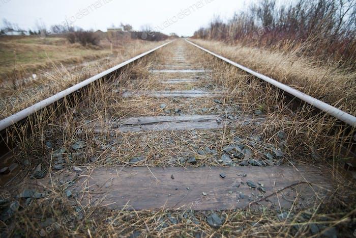 Symmetrical Train Track