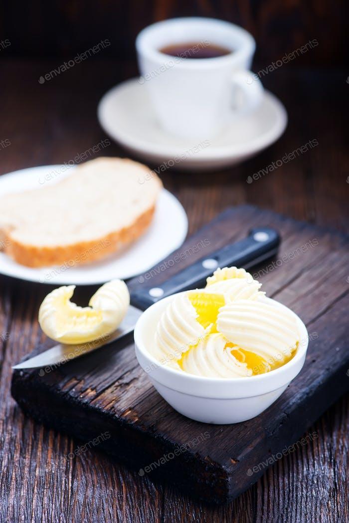 Brean und Butter