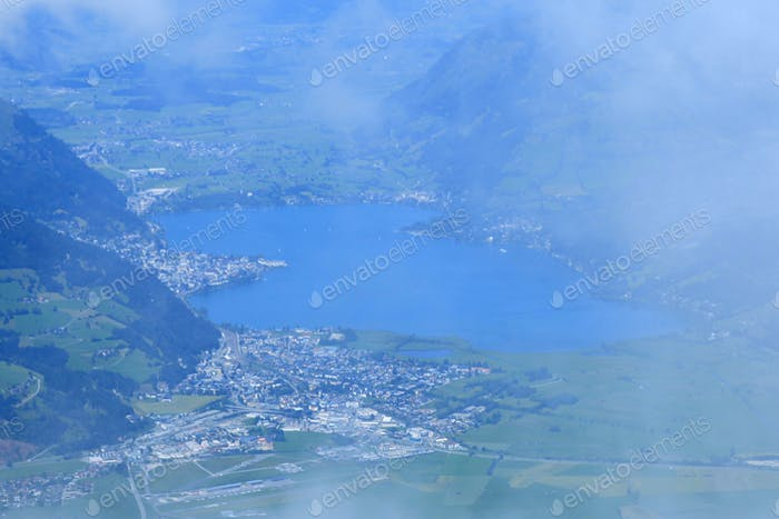 Zeller See Lake