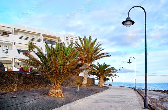 Costa Teguise, Canary Islands, Spain