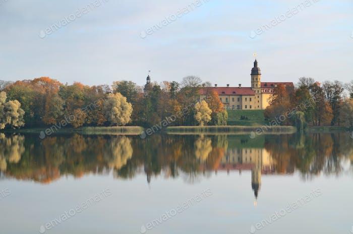 Radziwill palace in Nesvizh