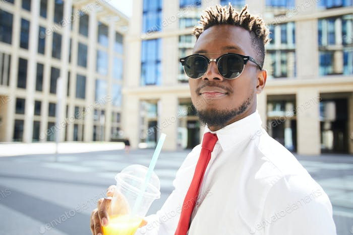 Guy in formalwear