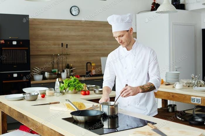 Salsa profesional para cocinar