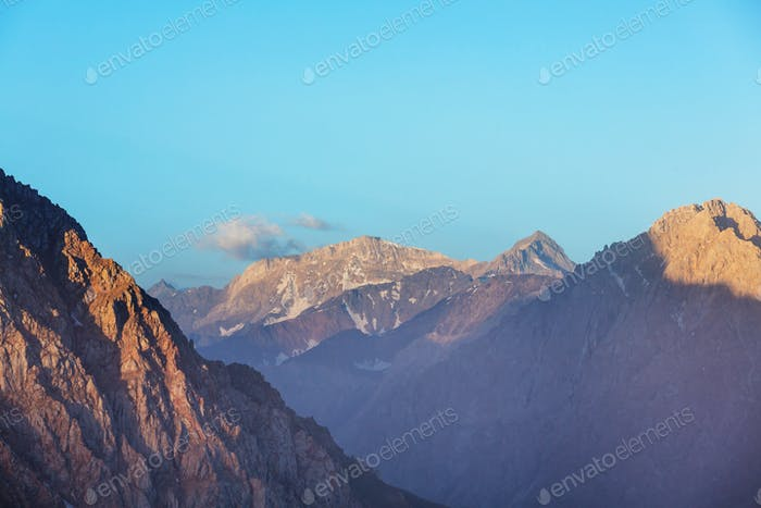 Fann-Gebirge