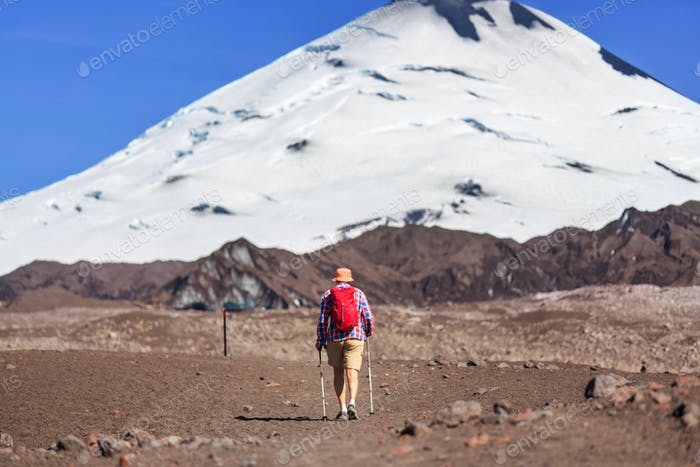 Hike in Chile
