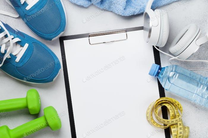Концепция фитнеса