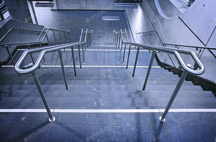 Metro Staircase