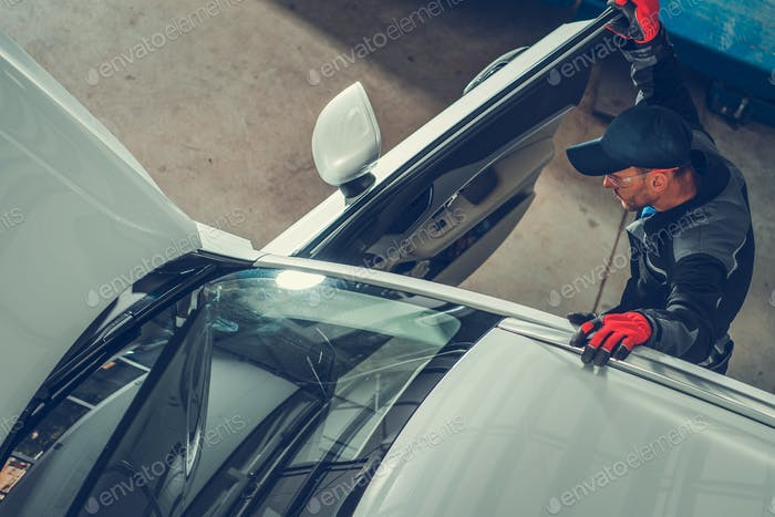 Car Mechanic Job