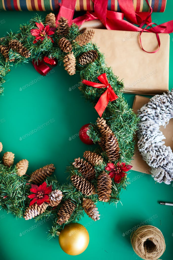 Christmas handcraft