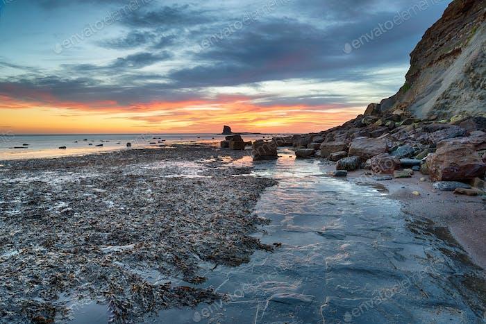 Saltwick bay 036