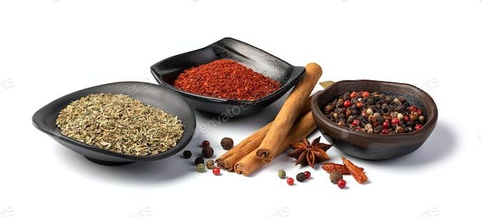 spices set