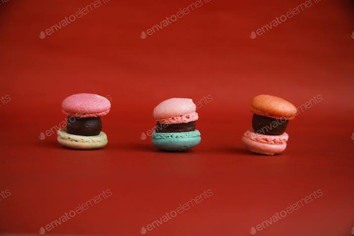 Mini Macaroons
