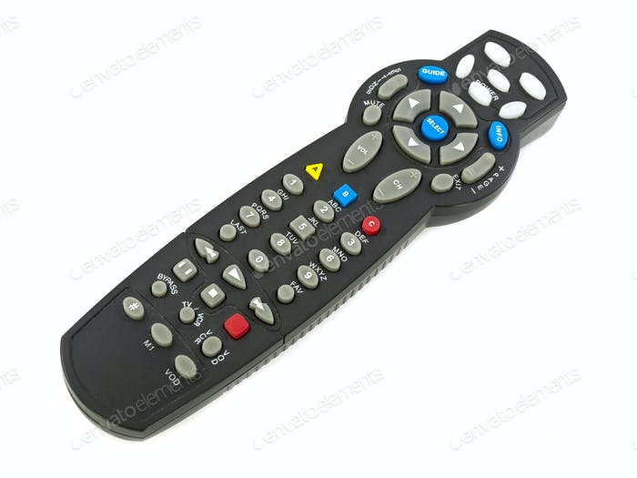 Multi-control cable remote