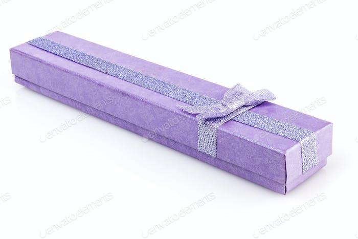 Long Purple Box