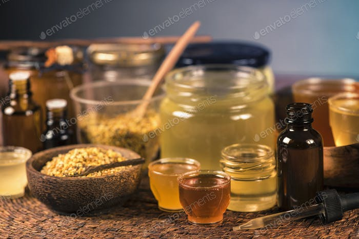 Honey and Honey Bee Products