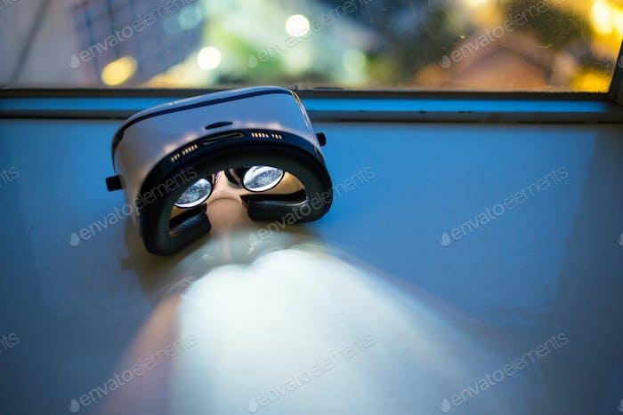 Virtual Reality Film abspielen