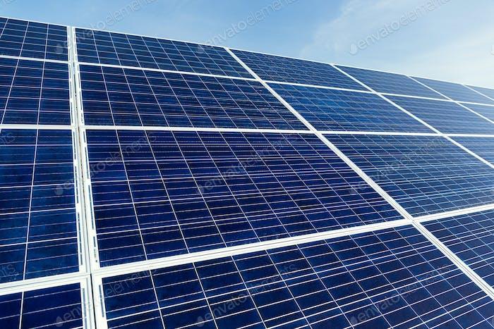 Solarenergie Panel