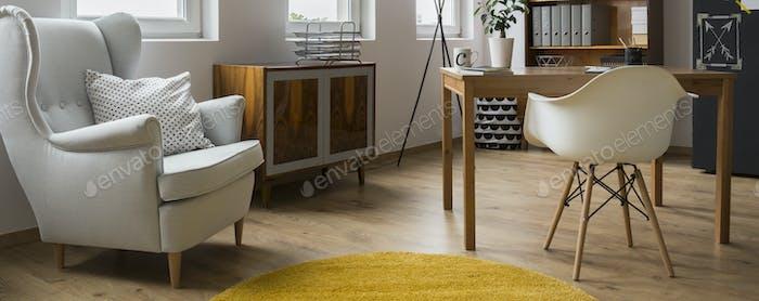Stylish cosy interior
