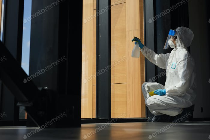 Hazard Cleaning Indoors