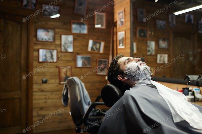 Ready for shaving