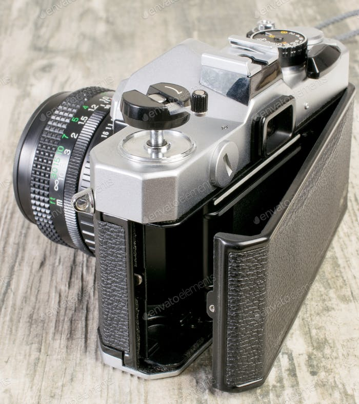 35mm Analog Camera Door Release Lever
